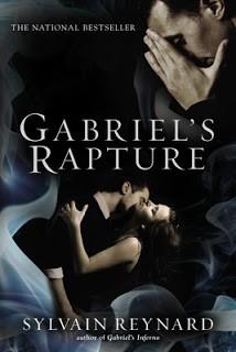 Gabriels Rapture by Sylvain Reynard